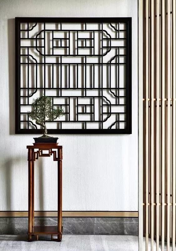 极简新中式设计,满眼都是惊艳,美醉了 新中式作品分享