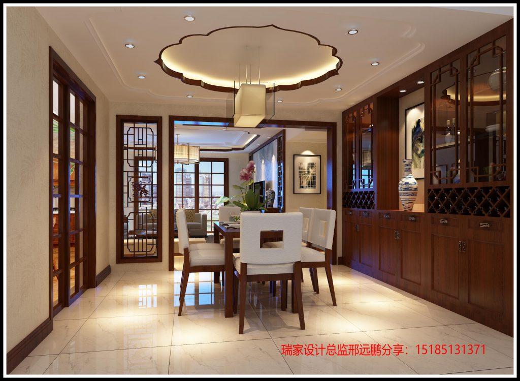 贵阳瑞家设计师邢远鹏分享《新中式》