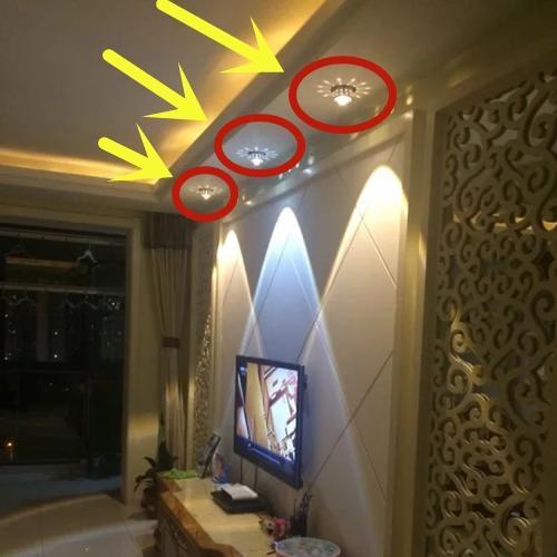 客厅装修注意细节