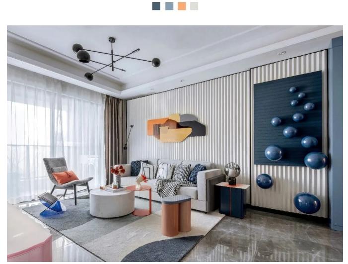 """贵阳装修公司实景案例分享:设计一个舒适自然的""""家"""""""
