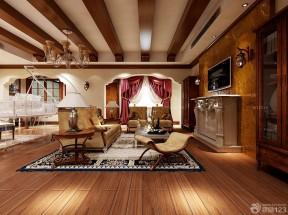 别墅内部装修效果图 台灯装修效果图片