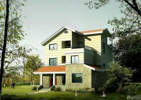 独栋别墅设计 独立别墅设计