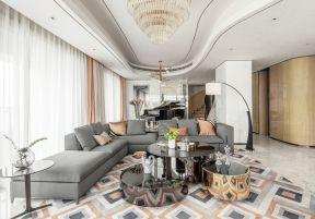 复式楼客厅装修图 复式楼客厅装修