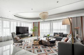 大户型客厅装修图片 复式客厅装修效果图