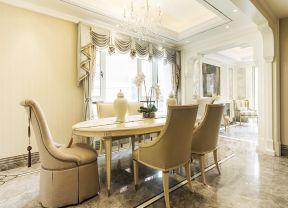 法式餐厅图 法式餐厅装修 法式餐厅装潢 复式楼餐厅装修效果图大全
