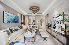 复式楼客厅装修图 复式楼客厅设计图