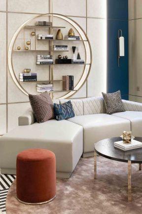 复式楼客厅设计图 复式楼客厅装修效果图 复式楼客厅装饰效果图