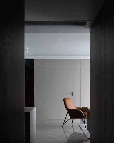 现代装修项目实景丨180㎡现代风新居,让「空间」回归生活本质-贵州设计师邢远鹏老师